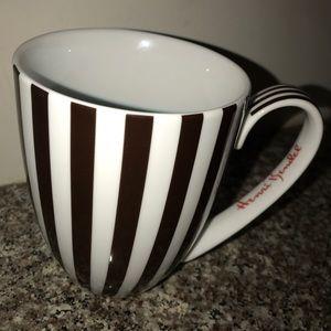 Henri Bendel mug.